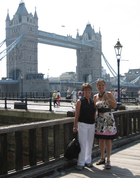 My London Trip with Sue
