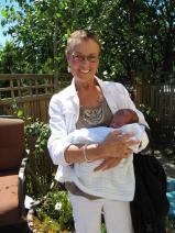 Grandma Sue Szaba Baby
