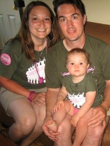 3 Day Walk Family