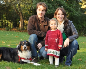 Hylland Holiday Photo 2011