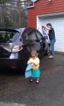 toddler activity carwash