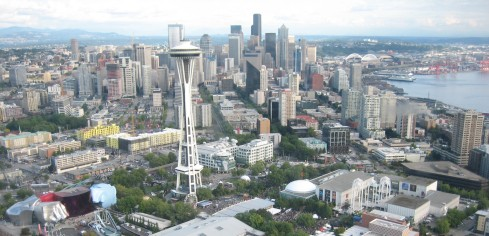 Seattle From Above