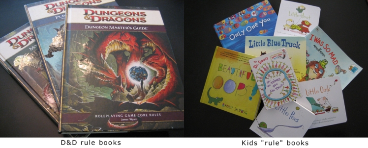Dungeons Dragons Parenting Lessons