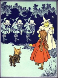 The Wonderful Wizard of Oz by L. Frank Baum George M. Hill Company, 1900