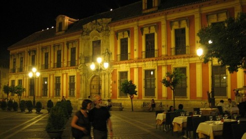 SevillaPlaza
