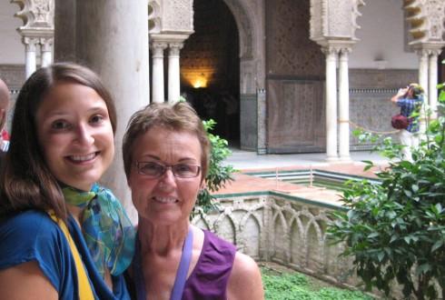 Seville Alcazar Angela Sue