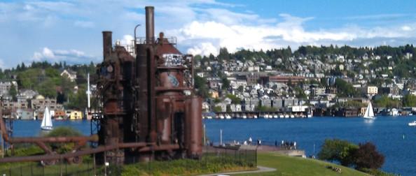Gasworks Park Seattle