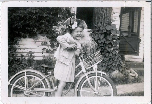 Sue Childhood Bike
