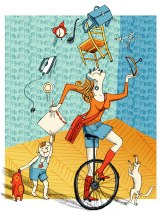 """""""Super Mom Syndrome""""  by Our Kooky Life"""