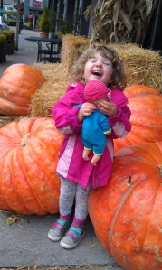 Pumpkin Laughter