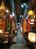 Bangkok Night Fair Shopping