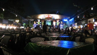 Bangkok Night Fair Dining