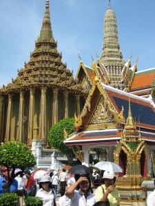 Bangkok Shrines