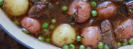 Beef Stew Gnocchi