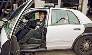 JiaJiangPoliceCar
