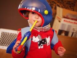 Szaba Space Helmet