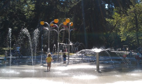 Northachres Spray Park Seattle