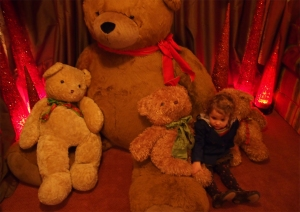 Seattle Teddy Bear Suite