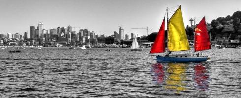 Seattle Lake Union Song