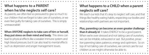 flyer parenting selfish