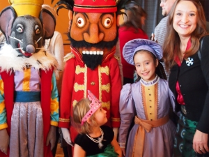 Sue Szaba Holiday Tradition Nutcracker
