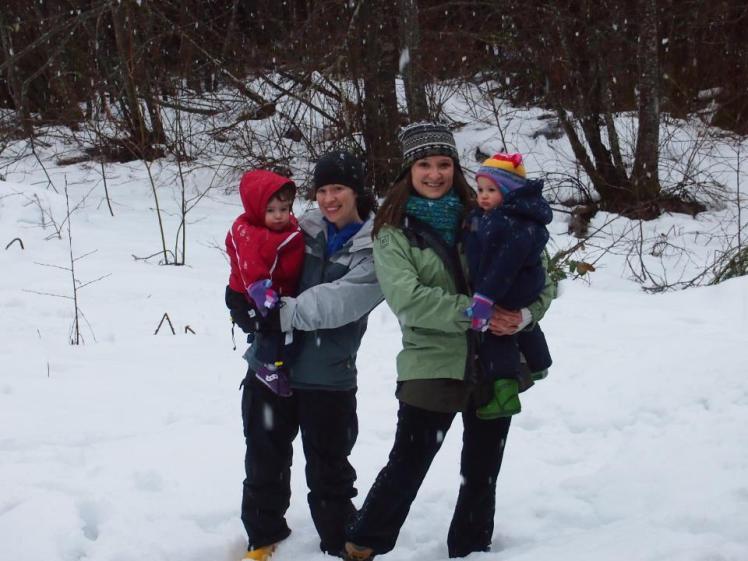 Shanon Angela Winter Babies