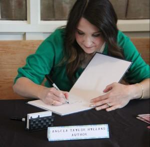 Denim Jungle Angel Taylor Hylland Signing