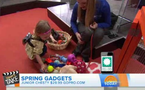Toddler Video Camera NBC TODAY