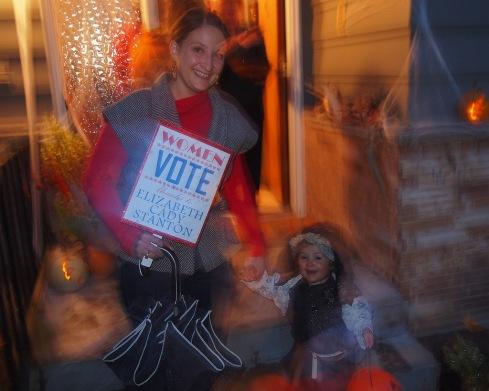 Elizabeth Cady Stanton Election